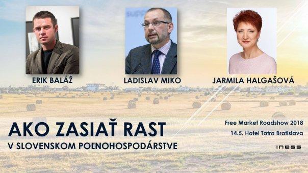 Pozvánka na Free Market Roadshow 2018