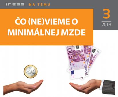 INT 3/2019 - Čo (ne)vieme o minimálnej mzde