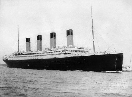 Ako zachrániť Titanic
