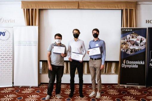 Poznáme víťazov 4. ročníka Ekonomickej olympiády