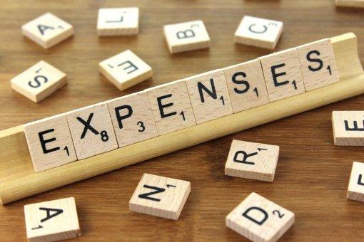 Administratívne náklady ministerstva práce