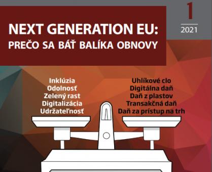 Tlačová správa - Next Generation EU