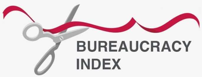 Bureaucracy index