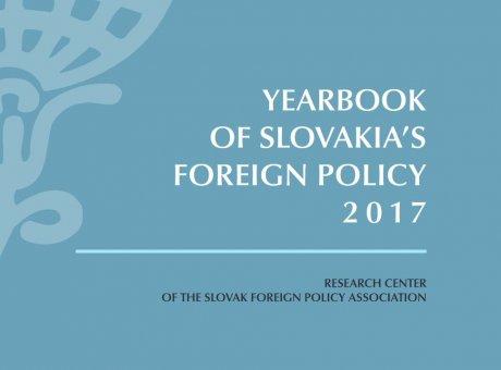 Príspevok do Ročenky slovenskej zahraničnej politiky 2017