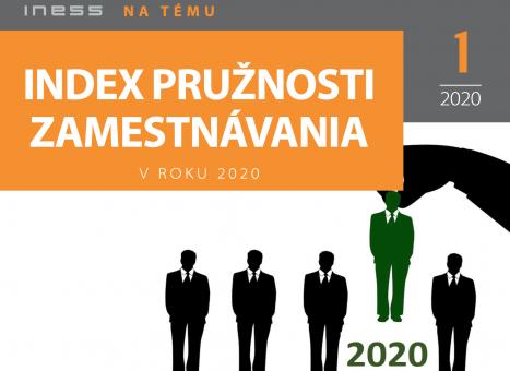 Tlačová správa: Index pružnosti zamestnávania 2020