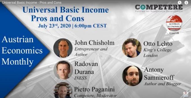 Univerzálny základný príjem