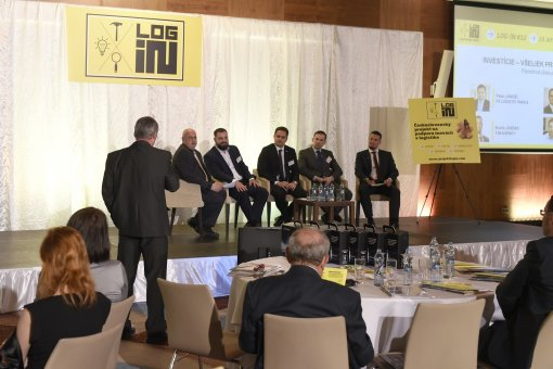 INESS na logistickom fóre LOG-IN 2018