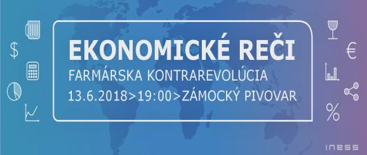 Pozvánka na Ekonomické reči #12