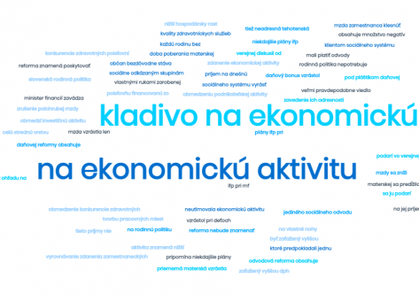 Tlačová správa - Kladivo na ekonomickú aktivitu