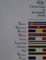 Taxation in Europe 2012