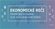 Pozvánka na Ekonomické reči #18