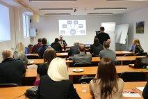 Tlačová konferencia k portálu Cena zamestnanca