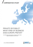 Porovnávacia štúdia o štátnych podnikoch