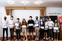 Economics Olympiad in Slovakia: the winners of the fourth national finals