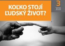 INT 3/2020 - Koľko stojí ľudský život?