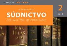 Nová publikácia o rýchlosti súdov