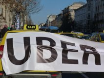 Prvý legalizovaný Uber v Európe