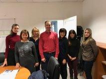 Ukrajinská návšteva v INESS